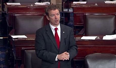 Rand Paul-filibuster