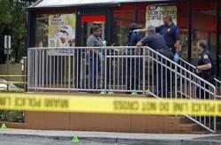 Burger King shooting