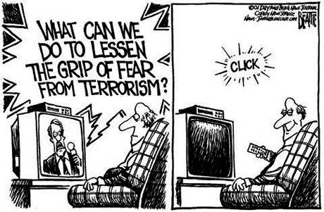 Fear of terrorism