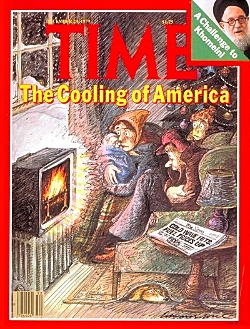 Time-The Cooling of America