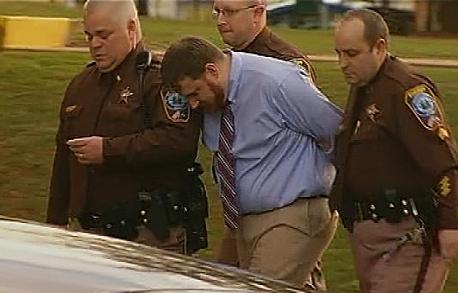 Ex-cop Daniel Harmon-Wright