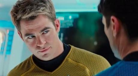 Star Trek-Kirk