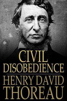Civil Disobedience-Henry David Thoreau