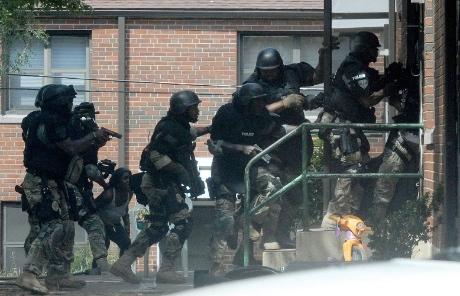 Drug raid-Southtown-Birmingham