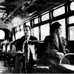 Rosa Parks-Montgomery bus