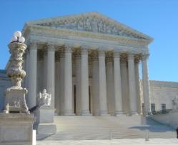 U.S. Supreme Court-front