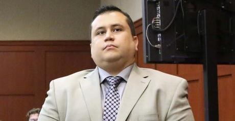 George Zimmerman at trial