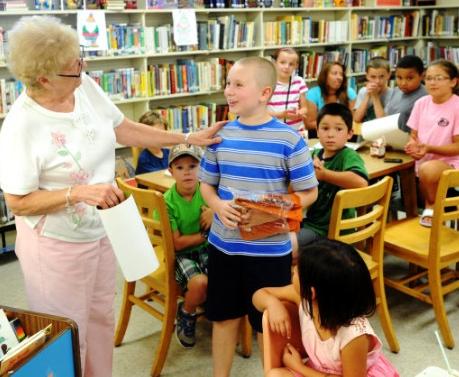 Tyler Weaver-Hudson Falls Public Library
