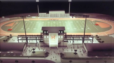 Hewitt-Trussville stadium rendering
