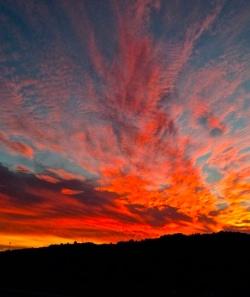 Sunset in Trussville
