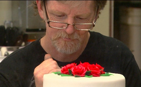 Jack Phillips-Colorado cake maker