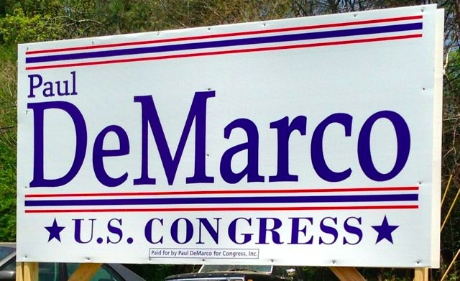 DeMarco-campaign sign