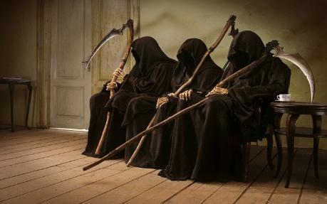 Death waiting