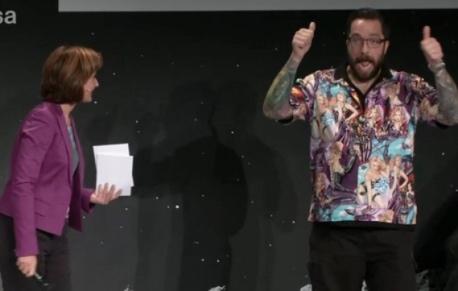 Matt Taylor shirt