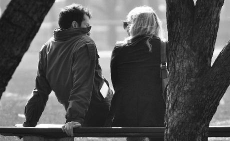 Intimate conversation