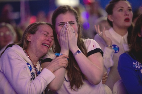 clinton-supporters-reaction